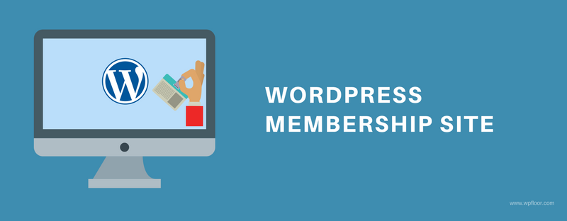 wordpress membership site