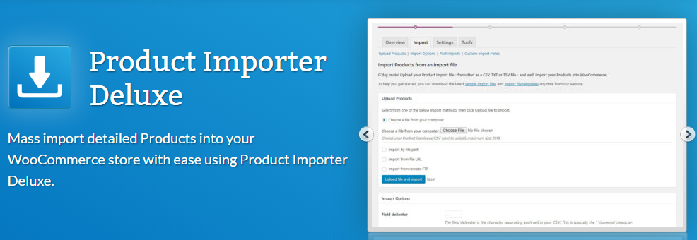 Best Premium Product Import Plugins for WooCommerce