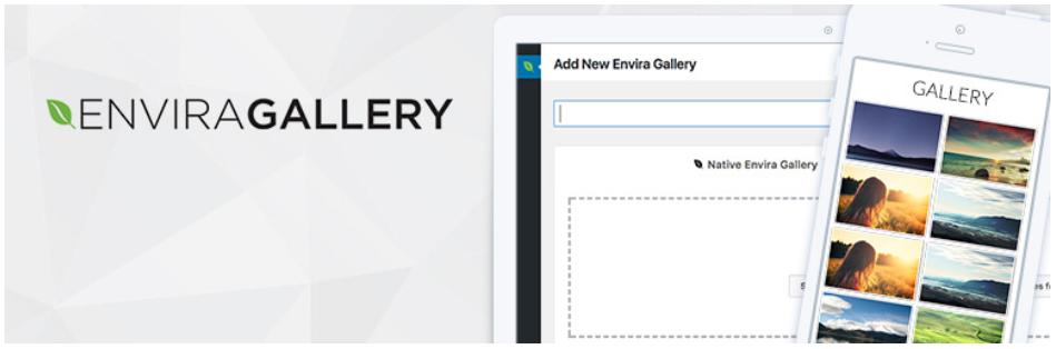 Envira Gallery free WordPress gallery theme