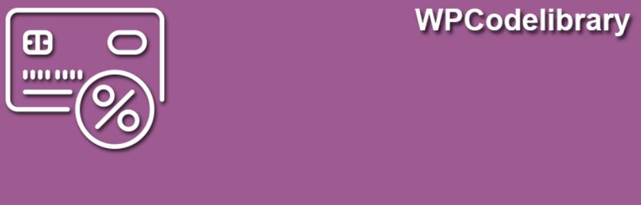 WooCommerce discount per payment method plugin