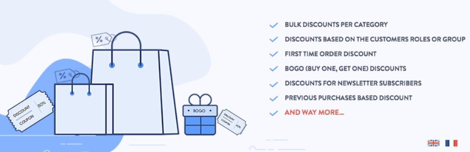 WooCommerce all discounts plugin