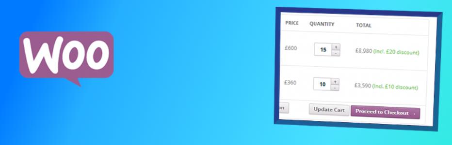 WooCommerce bulk discounts plugin