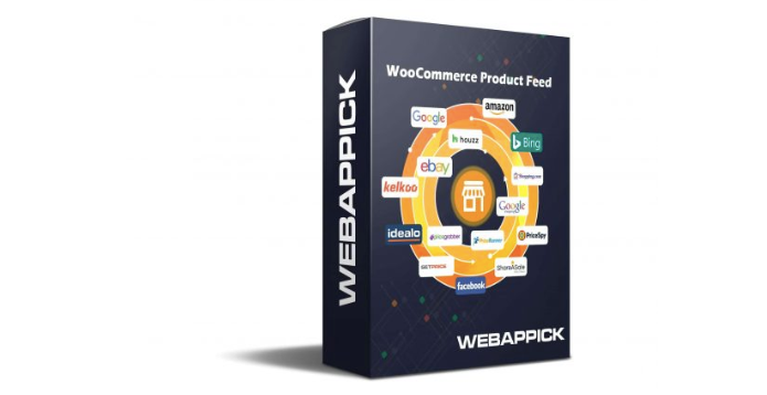 webappick product feed plugin