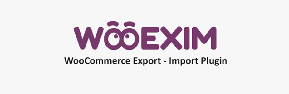 wooexim product export plugin