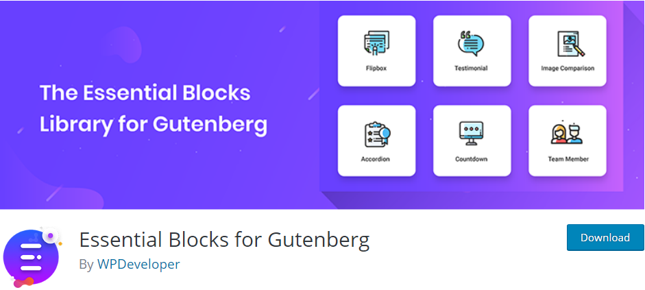 WordPress Gutenberg Blocks