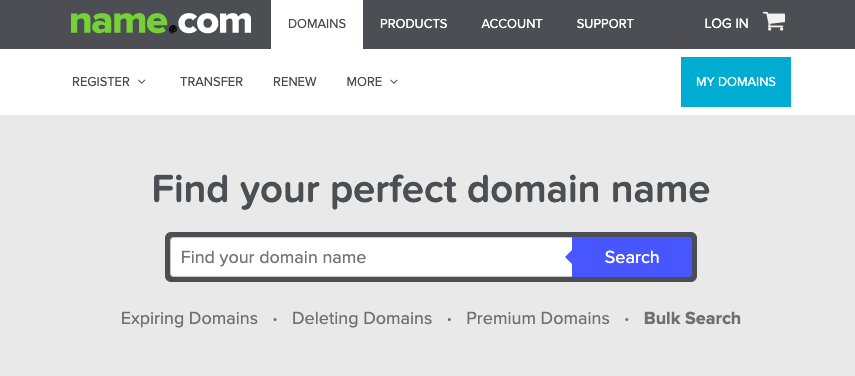 cheap domain registrar