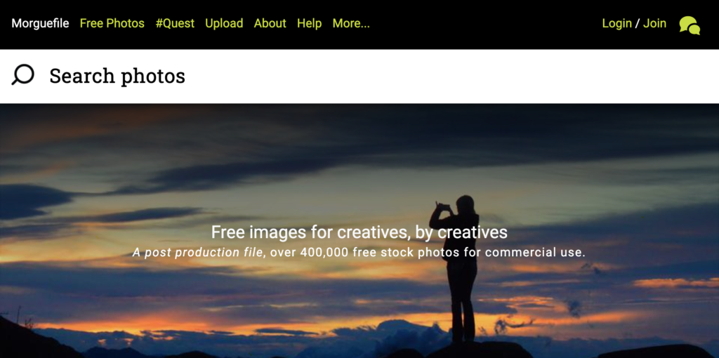 Free images website