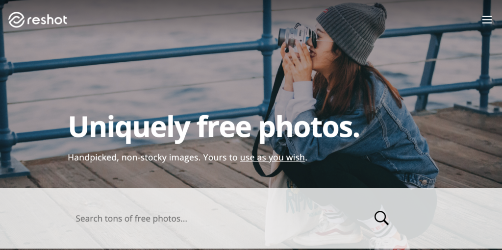 Free stock images for blog