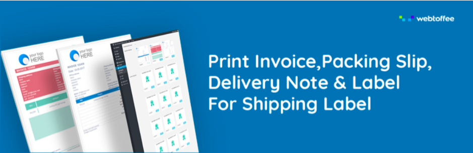 WooCommerce plugin for creating all the invoice and shipping documents in store